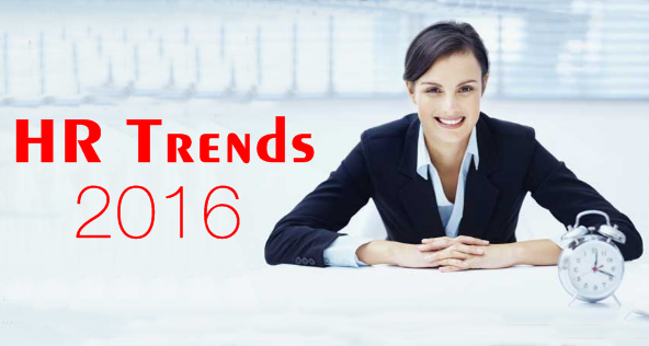 Top 5 HR Trends In 2016